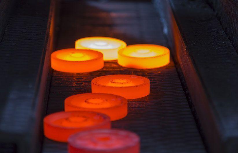 Qué es el acero forjado y cuáles son sus principales características