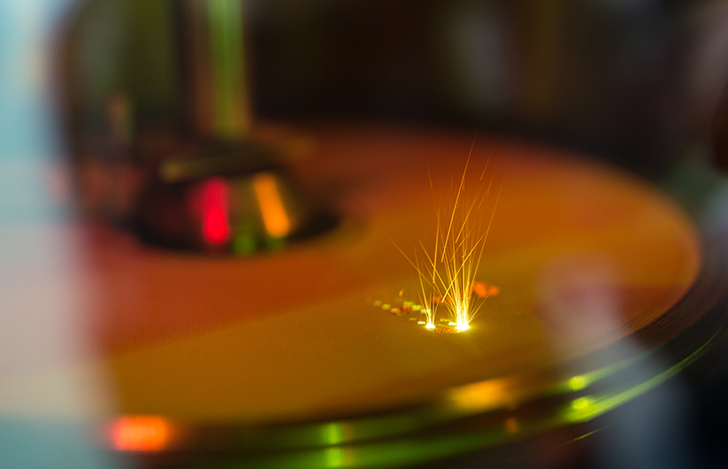 impresión 3D metales